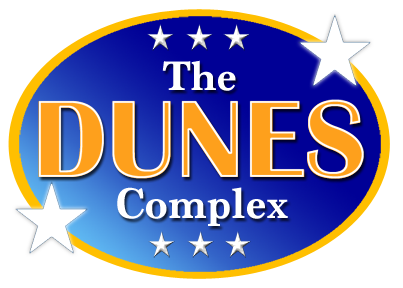 Image result for the dunes complex logo